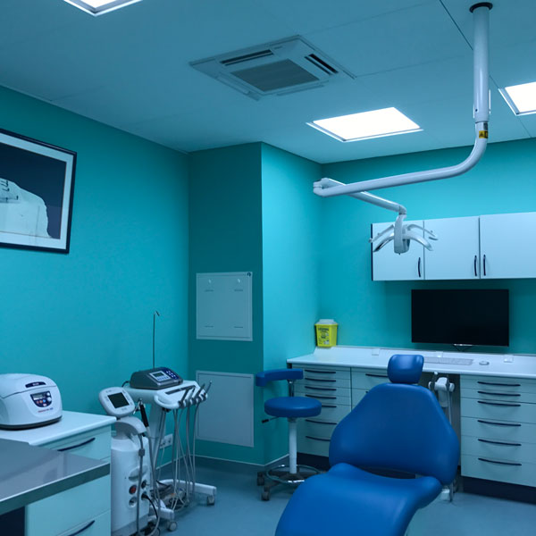 Climatisation • Cabinet dentaire • Combs-la-ville 77