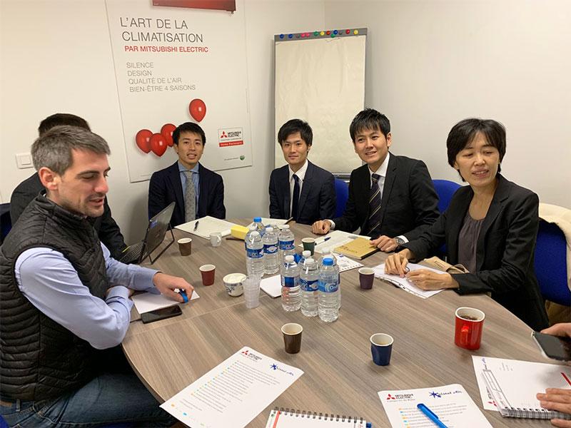 Rencontre Mitsubishi electric - Cristal Air