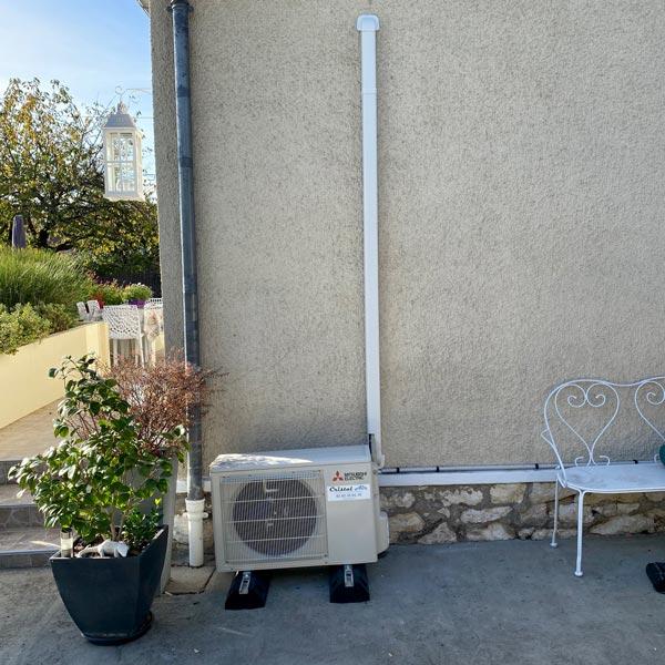 Installation climatisation VMC Vaires sur marne
